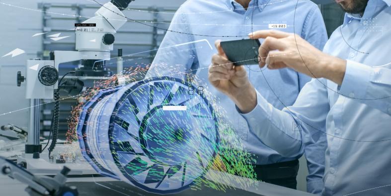 5G网络加持,微美全息AR+AI视觉全息云服务智慧城市发展