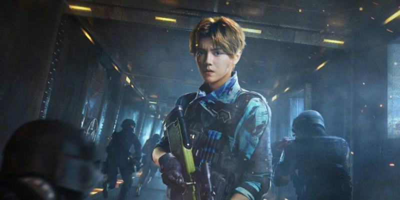 鹿晗、吴磊《穿越火线》热播,高性能游戏手机ROG3引发热议