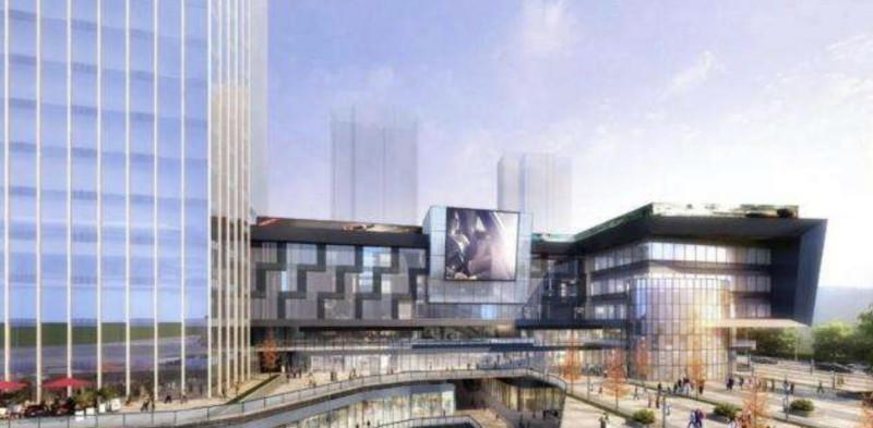 朗峰大厦凭借自身实力,在合肥商圈中脱颖而出