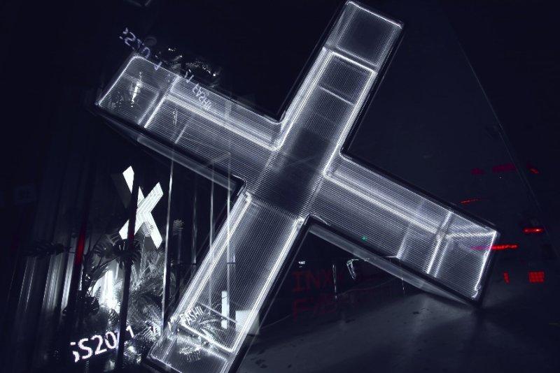 娼�娴��板ゥ��涔���锛�INXX 2021 SS��涔���FashionShow