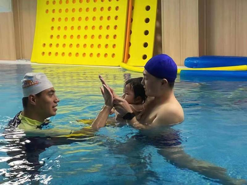 中国婴幼儿游泳行业专家---铁维民