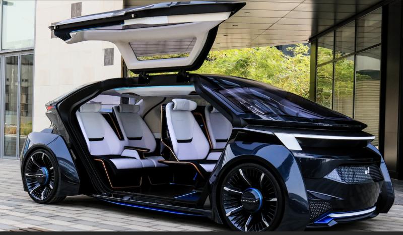 AutoX战略投资艾康尼克诞生全球首个AI造车公司-第4张图片-汽车笔记网