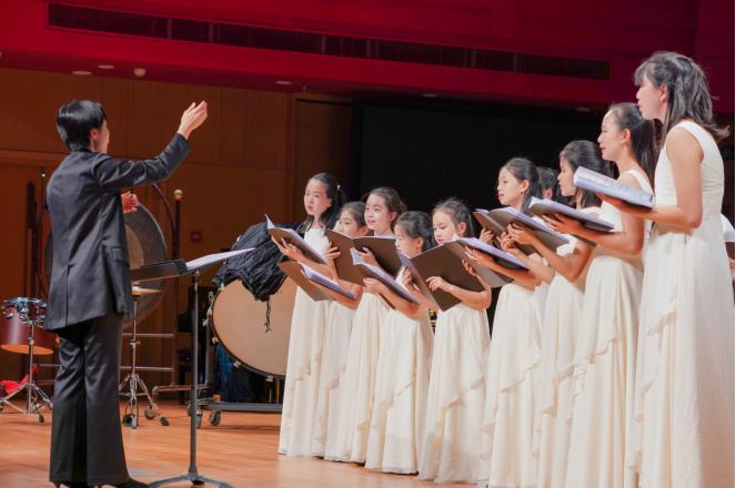 音乐赋能美好生活,雁栖湖国际青少年音乐节等你来!