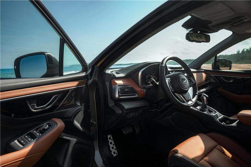 最值得入手的SUV—斯巴鲁新一代傲虎,感受极致动力体验!