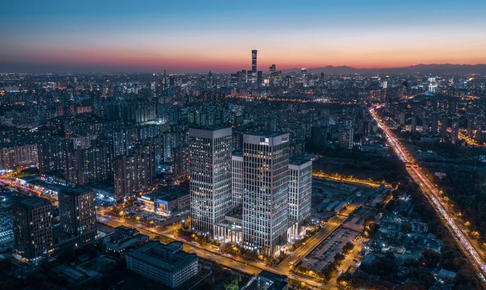 北京CBD新引擎-达美中心缔造商务新模式