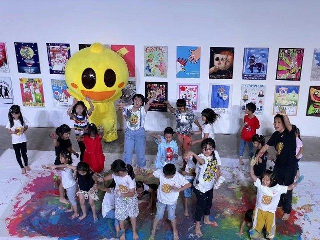 豆乐&APG儿童创意互动剧 探世界—创作属