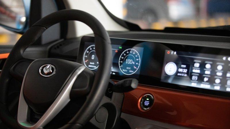 金彭T90,3万左右的汽车级品质低速电动四轮车